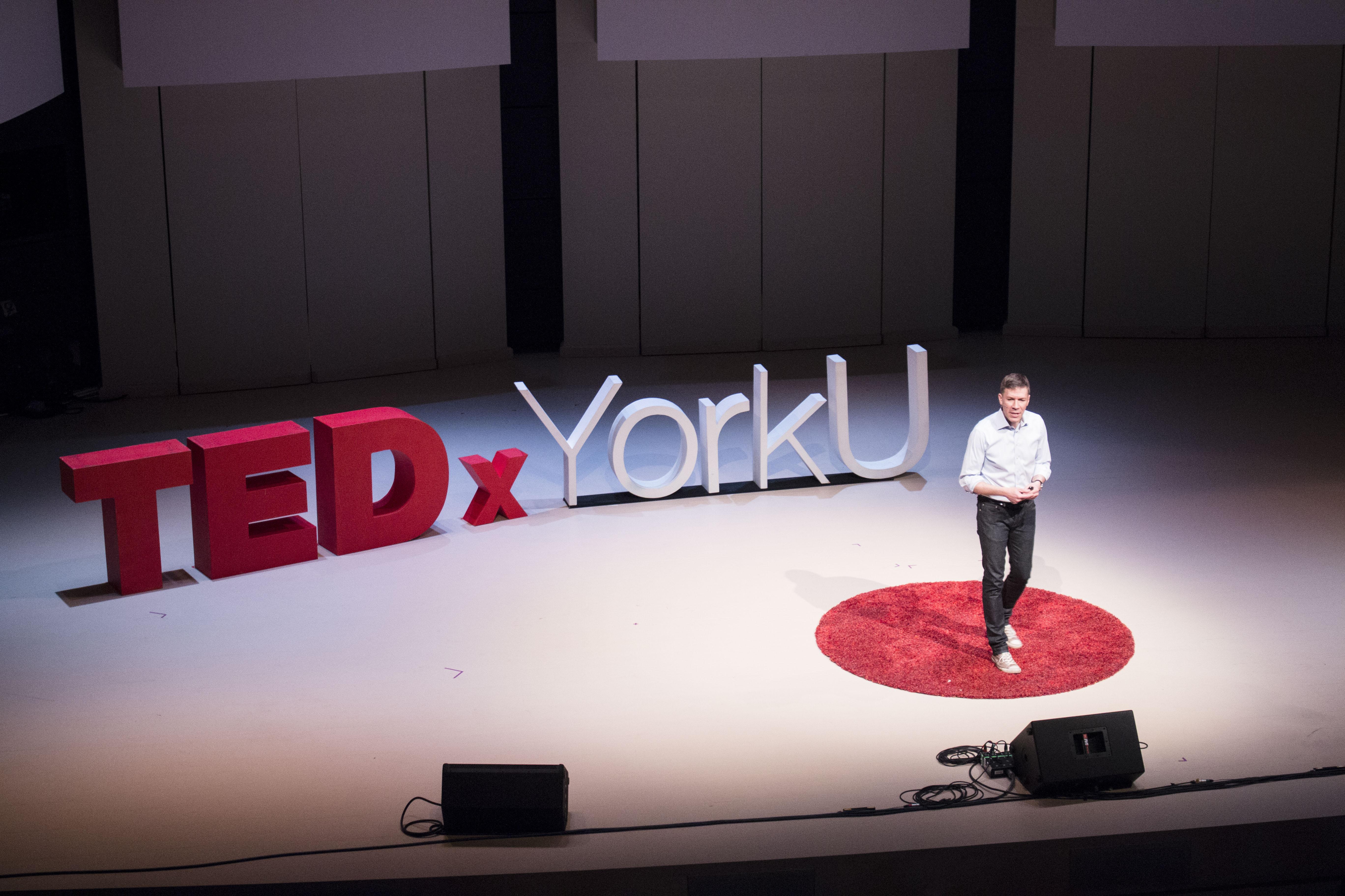 Markus Giesler's TED Talk